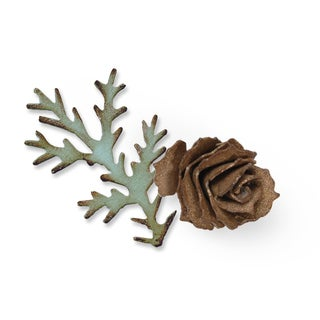 Sizzix Bigz Tattered Pinecone Die