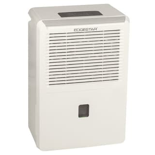 EdgeStar 50-pint White Energy Star Portable Dehumidifier Sold by Living Direct