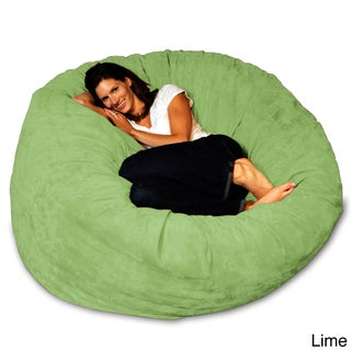5-foot Memory Foam Bean Bag Chair (3 options available)