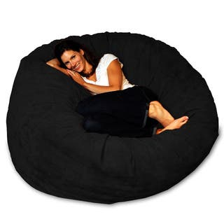 5 Foot Memory Foam Bean Bag Chair