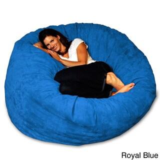 5-foot Memory Foam Bean Bag Chair