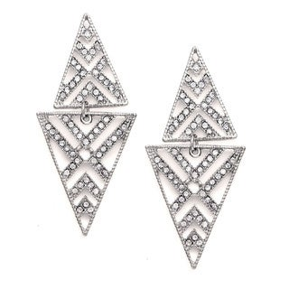 Alexa Starr Glitz Aztec Earrings