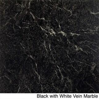 Nexus Marble Look 12x12 Self Adhesive Vinyl Floor Tile - 20 Tiles/20 sq Ft.