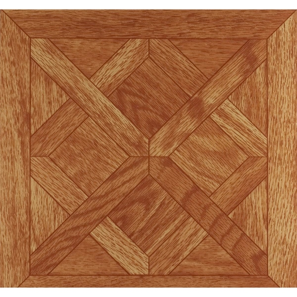 Shop Achim Nexus Wood Look 12x12 Self Adhesive Vinyl Floor Tile 20