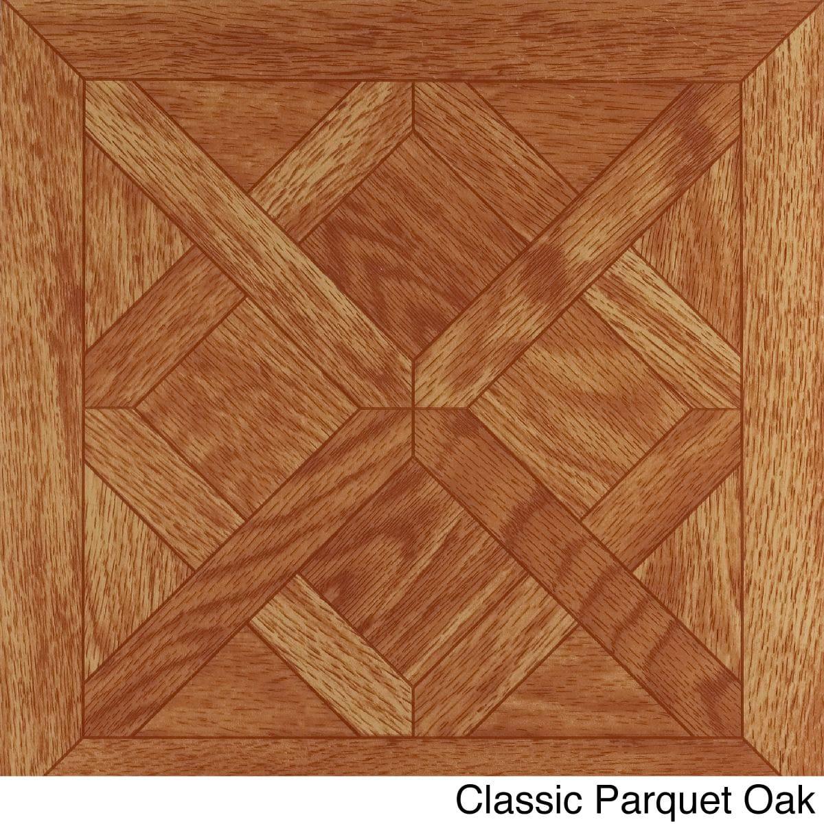 Achim Nexus Wood-Look 12x12 Self Adhesive Vinyl Floor Til...