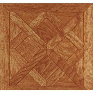 Achim Nexus Wood-Look 12x12 Self Adhesive Vinyl Floor Tile - 20 Tiles/20 sq Ft.