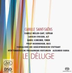 CAMILLE SAINT SAENS - LE DELUGE OP.45