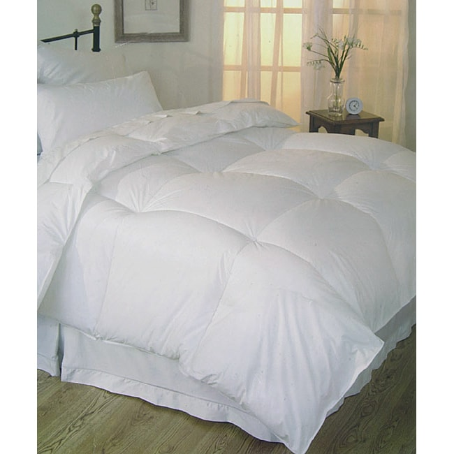 All-Season 230 Thread Count Down Alternative Comforter
