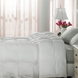 Down Alternative 400 Thread Count Egyptian Cotton Comforter