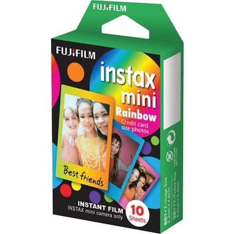Fujifilm Instax Mini Film Rainbow