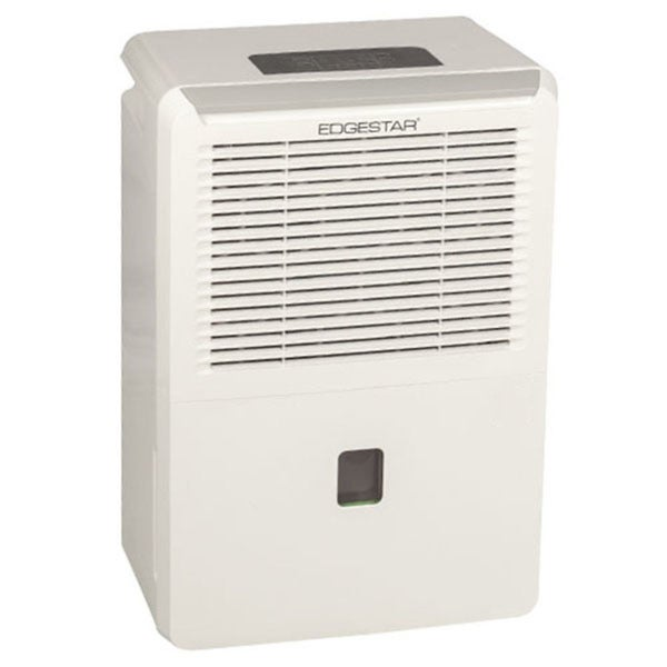 EdgeStar White 70 Pint Portable Dehumidifier Sold By Living Direct