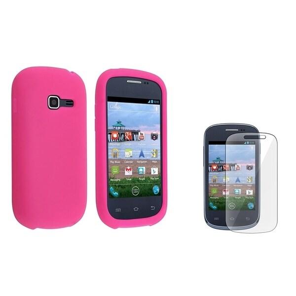 INSTEN Phone Case Cover/ Screen Protector for Samsung Galaxy Centura S738C
