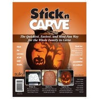 Sulky Stick 'n Carve Pumpkin Carving Transfer Paper