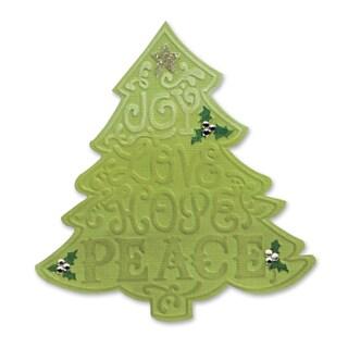 Sizzix Bigz Die Tree/ Christmas #2 Textured Impressions