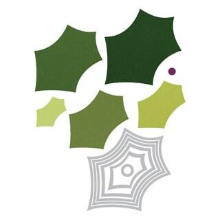 Sizzix Framelits Leaves/ Holly/ Berry Die Set