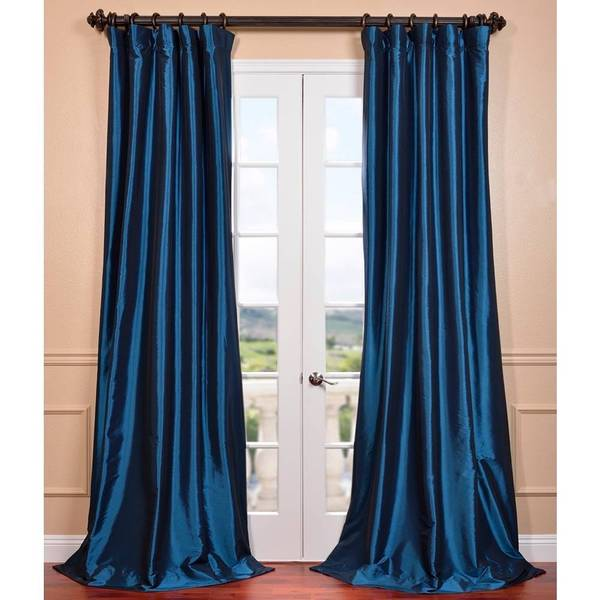 silk taffeta pole top curtain panel faux eyelet curtains cream argos grey silver drapes