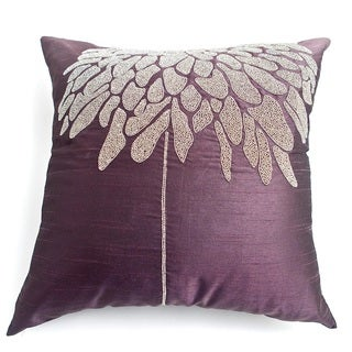 Coral Tree Plum Down Pillow