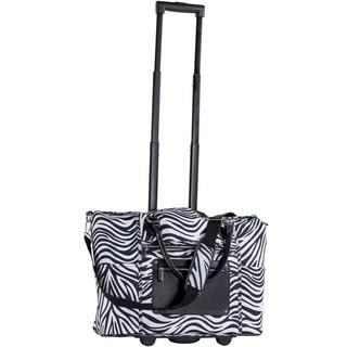 CalPak 'Zanny' Zebra 21-inch Laptop Tote Bag