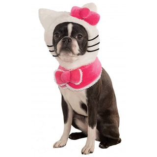 Shop Rubies Hello Kitty Accessory Kit Pet Costume Free
