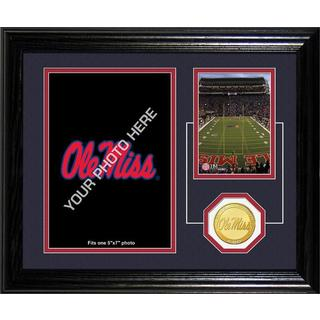 University of Mississippi Fan Memories Desktop Photo Mint