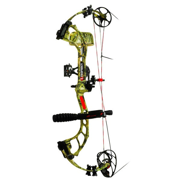 PSE Prophecy Ready-to-Shoot Bow Package
