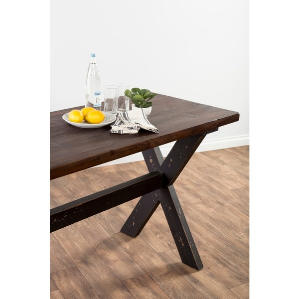 Isabella Reclaimed Wood Gathering Table by Kosas Home   Free Shipping Today    Overstock com   15781669. Isabella Reclaimed Wood Gathering Table by Kosas Home   Free