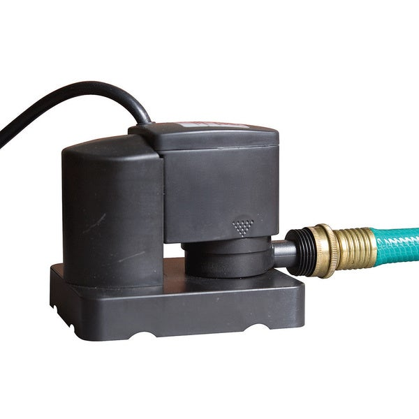 Dirt Defender Dredger Jr 350 Gph Above Ground Pool Winter Cover Pump Free Shipping Today