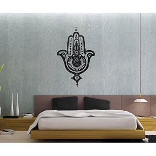 'Hamsa' Interior Vinyl Wall Decal