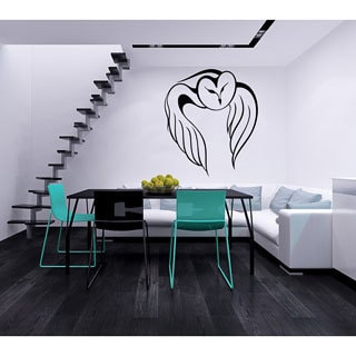 'Owl' Interior Vinyl Wall Decal