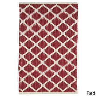 Grand Bazaar Hand-loomed Florentine Accent Rug (2'3 x 3'9)