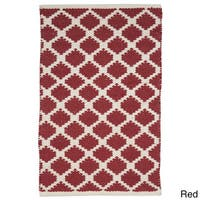Grand Bazaar Hand-loomed Florentine Accent Rug (2'3 x 3'9) - 2'3 x 3'9