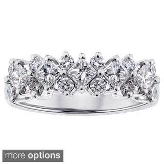 14k/ 18k Gold 1 1/5ct TDW Diamond Ring (G-H, SI1-SI2)