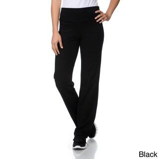 Teez-Her Women's Pull-On Seamed Waist Skinny Pants