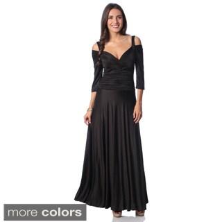 Fabric Prom Dress