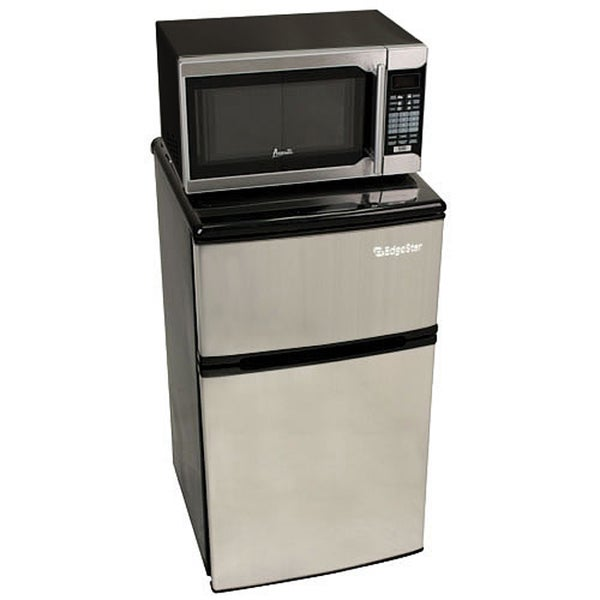 EdgeStar Energy Star 3.1 Cu. Ft. Refrigerator and Microwave Combo