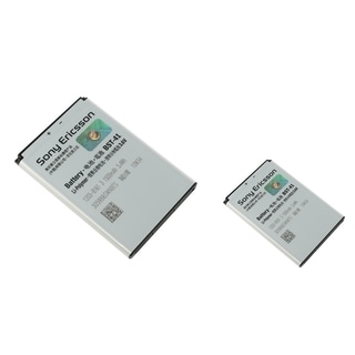 Sony Ericsson OEM BST-41 Rechargeable Battery for Sony Ericsson R800 Play/ X10 Xperia/ X1 (Pack of 2)