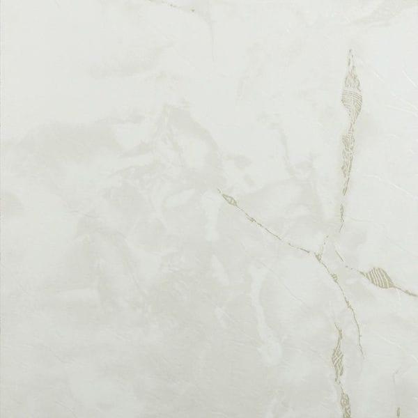 Achim Nexus Clic White With Grey Veins 12x12 Self Adhesive Vinyl Floor Tile 20 Tiles