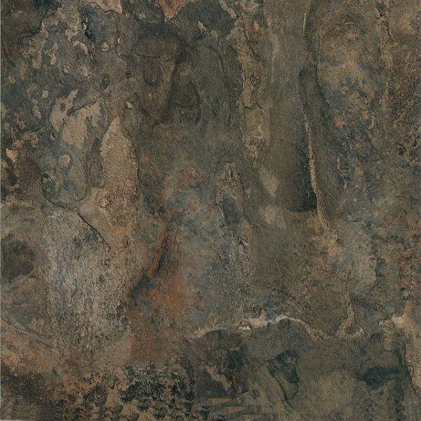 Rustic Slate Stone Self Stick Adhesive Vinyl Floor Tiles: Achim Nexus 20-Piece Dark Slate Marble 12x12 Self Adhesive