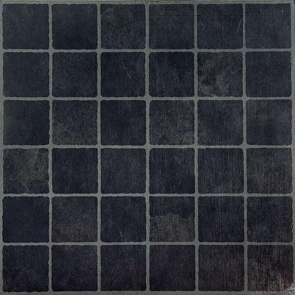 Shop Nexus Dark Slate Checker Board 12x12 Inch Self