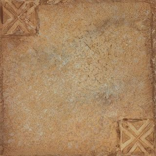 Nexus Beige Clay with Motif 12x12 Self Adhesive Vinyl Floor Tile - 20 Tiles/20 sq Ft.