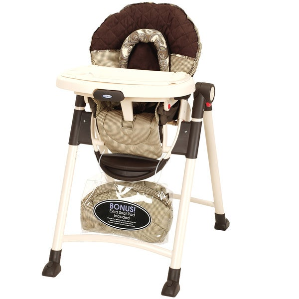 Graco Contempo Highchair in Birkshire - Free Shipping Today - Overstock.com - 15783497