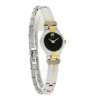 Seiko Women's 2-tone Stainless Steel Diamond Watch
