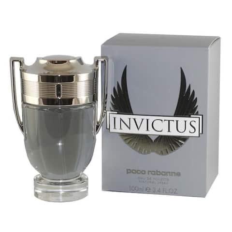 Paco Rabanne Invictus Men's 3.4-ounce Eau de Toilette Spray
