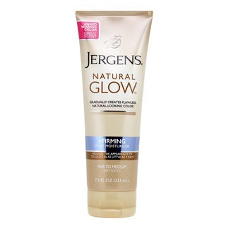 Jergens Natural Glow Fair to Medium Firming 7.5-ounce Daily Moisturizer