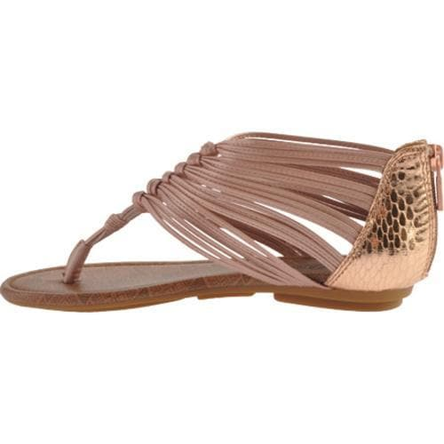 Shop Women S Lucky Brand Cyrus Rose Gold Synthetic Free