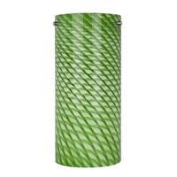 Glass Green Scale Black Holders Mini Pendant