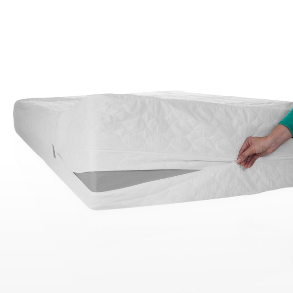 Bed Bug Mattress Cover Twin Remedy Waterproof Bed Bug Mattress Cover - Free Shipping Today ...