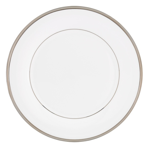 Lenox Solitaire White Dinner Plate
