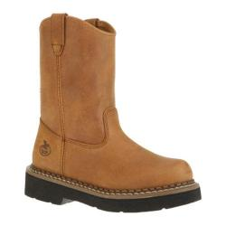 Children's Georgia Boot GB202 Wellington Wild West Brown (More options available)