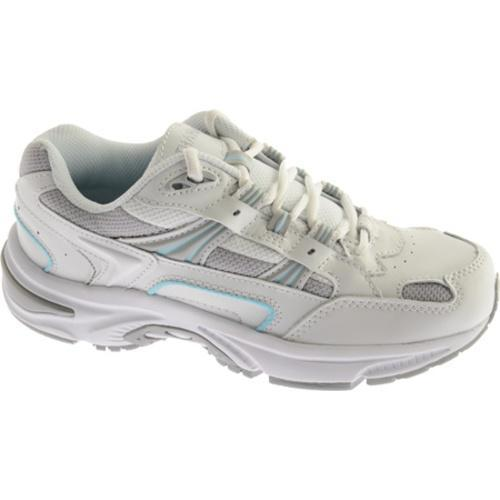 6d0f5ba6b4de Shop Women s Vionic with Orthaheel Technology Walker White Blue - Free  Shipping Today - Overstock - 9288062
